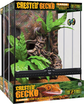 Exo Terra Crested Gecko Terrarium groß (PT3779)