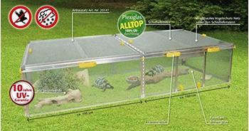 Juwel Erweiterung für Schildkrötenhaus Paula