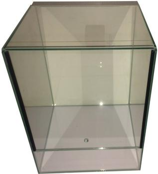 ZGM Terrarium mit Falltür 30x30x40cm