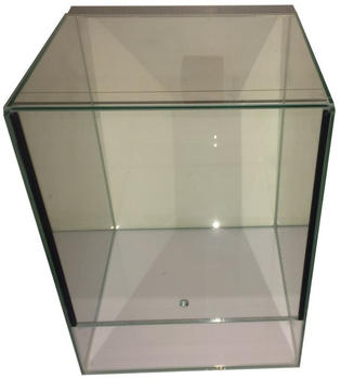 ZGM Terrarium mit Falltür 30x30x30cm