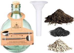 Esschert Design Esschert DIY Set Terrariumflasche 5L