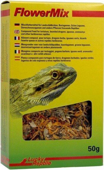Lucky Reptile Herp Diner Blütenmix 50g