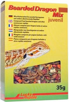 Lucky Reptile Bearded Dragon Mix Juvenil 35 g
