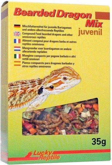 Lucky Reptile Bearded Dragon Mix Juvenil 35 g