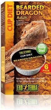 Exo Terra Cup Diet - Bearded Dragon Adult 360g