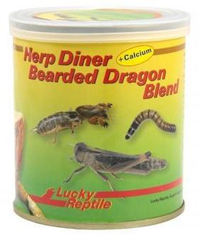 Lucky Reptile Herp Diner Bearded Dragon Blend 70g