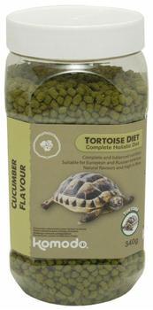 Komodo Schildkrötenfutter mit Gurkengeschmack