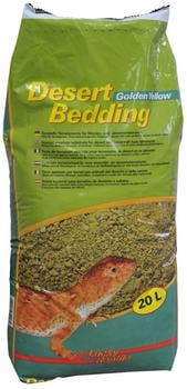 Lucky Reptile Desert Bedding Golden Yellow 20L