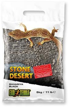 Exo Terra Bahariya Black Stone Desert 5kg