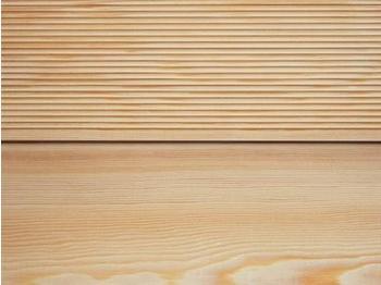 Weka Terrassendiele Lärche 300 x 14 cm, 24 mm, 5 m²