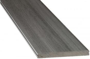 TraumGarten WPC Platinum grau 20mm 300 x 19,5 cm