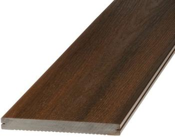 TraumGarten WPC Platinum braun 20mm 400 x 19,5 cm