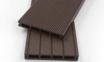 Home Deluxe WPC Terrassendielen 220 x 14,6 cm (6m²) dunkelbraun