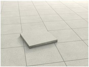 Diephaus Beton Rustic Sandstein-Optik gestrahlt 40 x 40 cm