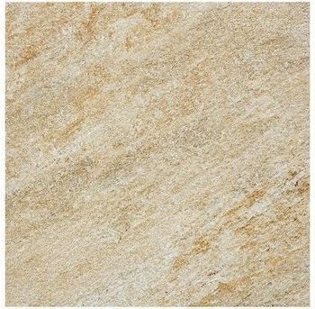Happe-Gruppe Feinsteinzeug 60 x 60 x 2 cm beige