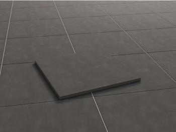 Obi Living Garden Streetline Graphit 60 x 60 cm (2 Stück)