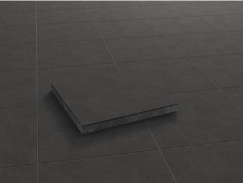 EHL Terrassenplatte Beton anthrazit 50 x 50 x 5 cm