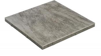 Diephaus I-Stone Duocera Quarzit Basalt 60 x 60 x 4 cm