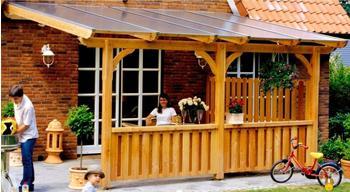 Skan Holz Rimini 434 x 350 cm natur
