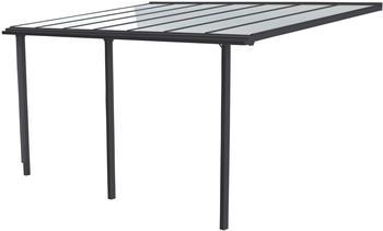 Beckmann Trend Gr. 3 435 x 250 cm grau