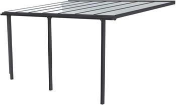 Beckmann Trend Gr. 4 435 x 300 cm grau
