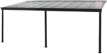 Home Deluxe 8397 Terrassenüberdachung 435 x 303 cm grau