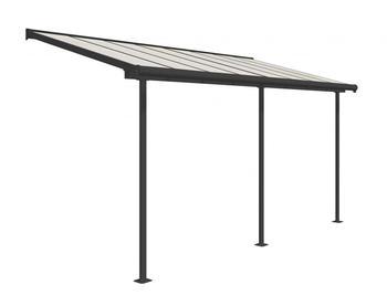 Palram Sierra 230 x 447 cm grau