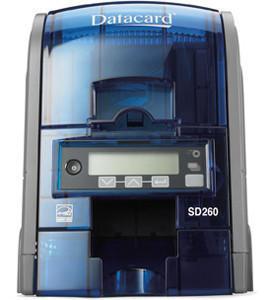 Datacard SD260 mit Magnetstreifencodierer