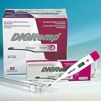 Diaprax Digitemp m. Signalton