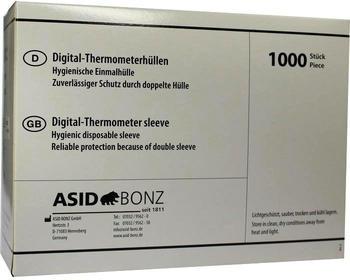 Asid Bonz Thermometer Einmalhüllen Digital ohne Gleitmittel (1000 Stk.)