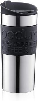 Bodum Travel Mug 0,35 l edelstahl/schwarz