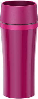 Emsa Travel Mug Fun Isolier-Trinkbecher 0,36 l himbeer / rosa