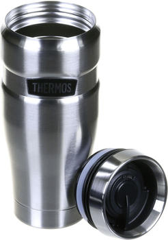 Thermos Stainless King 0,47 l, Isoliertrinkbecher silber