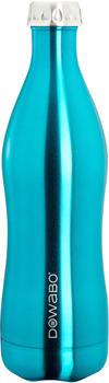 Dowabo Isolierflasche blau 0,75 l