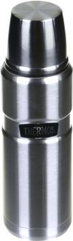 Thermos King Isolierflasche edelstahl matt 0,47 l