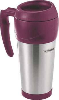 Leifheit Isolierbecher Colour Edition 500 ml ruby red