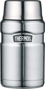 Thermos King Essensbehälter silber 0,71 l