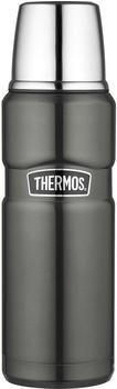 Thermos King Isolierflasche grey 0,47 l
