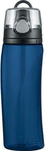 Thermos Hydration Thermosflasche mit Trinkhalm olivgrün 530ml