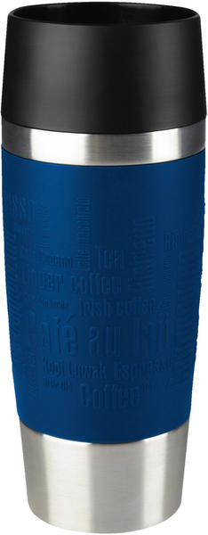 Emsa Travel Mug Isolier-Trinkbecher 0,36 l blau