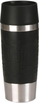 Emsa Travel Mug Isolier-Trinkbecher 0,36 l schwarz