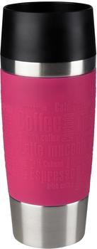 Emsa Travel Mug Isolier-Trinkbecher 0,36 l himbeere