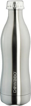 Dowabo Isolierflasche silber 0,5 l