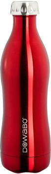 Dowabo Isolierflasche rot 0,5 l
