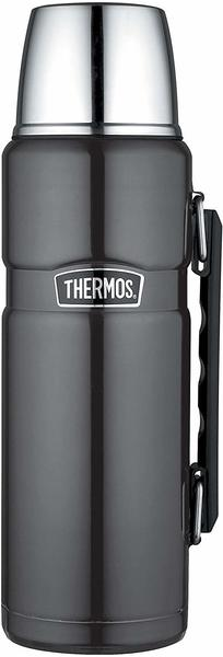 Thermos King Isolierflasche grau 1,2 l