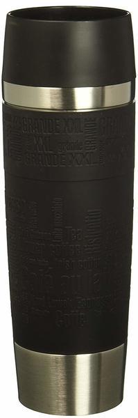 Emsa Travel Mug Grande 0,5 l schwarz