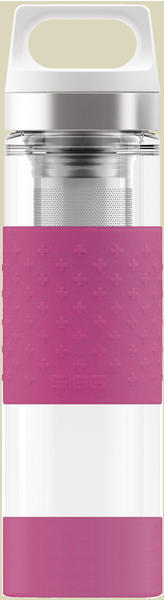 SIGG Hot & Cold Thermosflasche 0,4 l beere