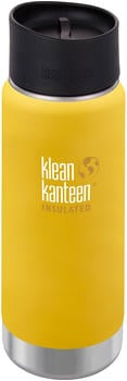 klean-kanteen-thermoskanne-592-ml-cafe-cap-lemon-curry-gelb