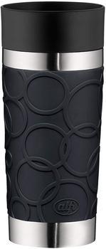 alfi Isoliertrinkbecher soMug+Soft 0,35 l schwarz