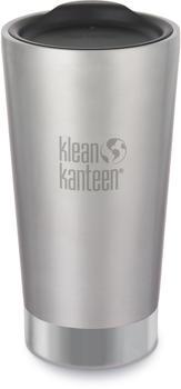 Klean Kanteen Isolier-Trinkbecher 473 ml silber